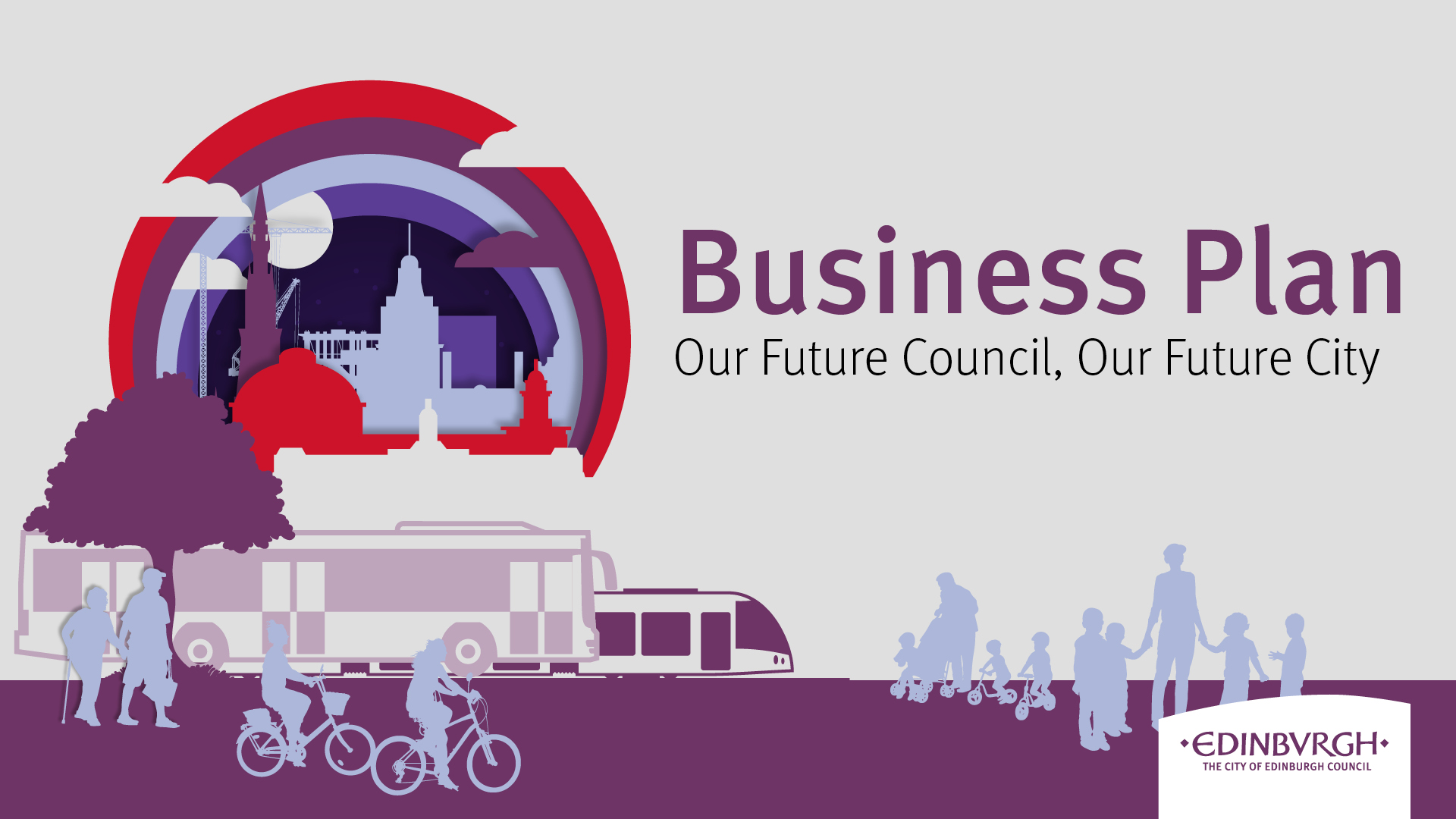 Our Future Council, Our Future City. Council Business Plan