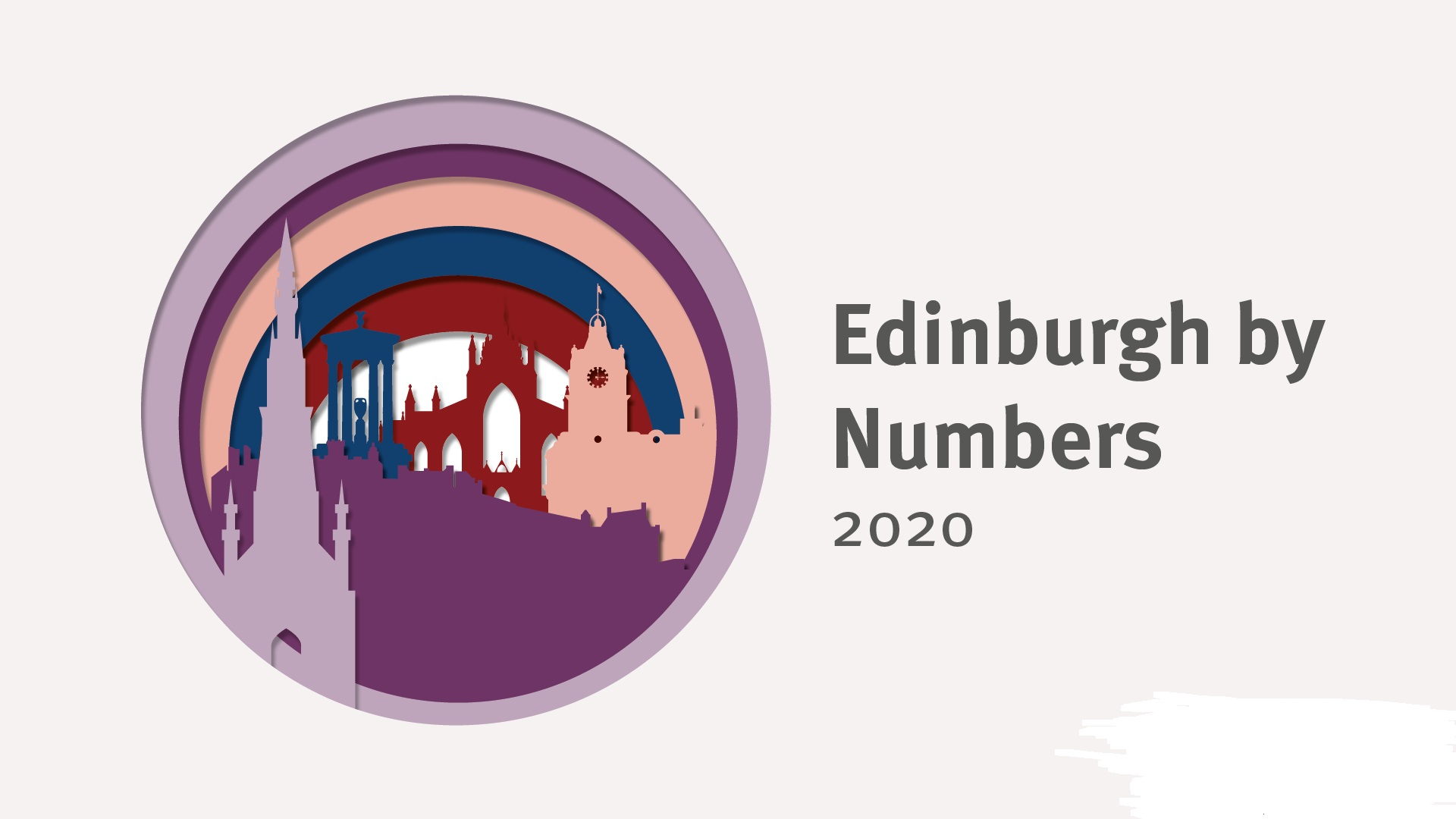 Edinburgh by Numbers logo
