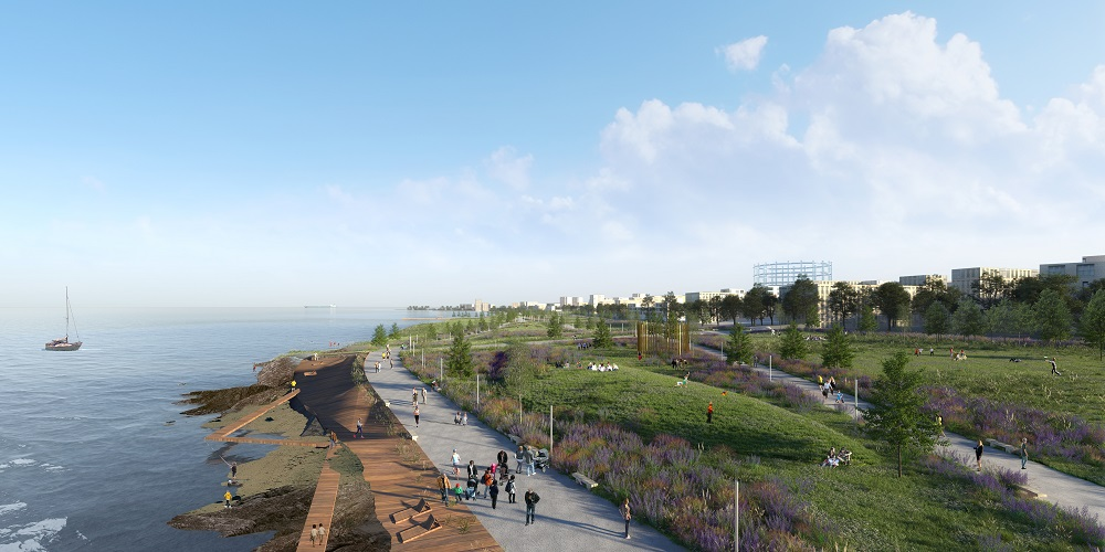 Vision for Granton Waterfront